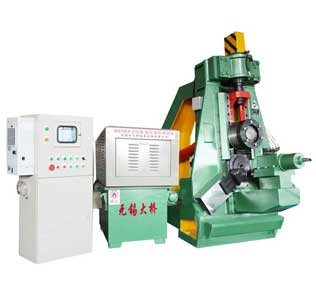 D51KY-250E CNC ring rolling machine video