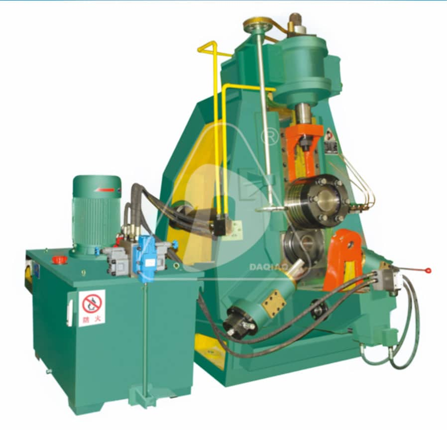 D51-250E ring rolling machine video