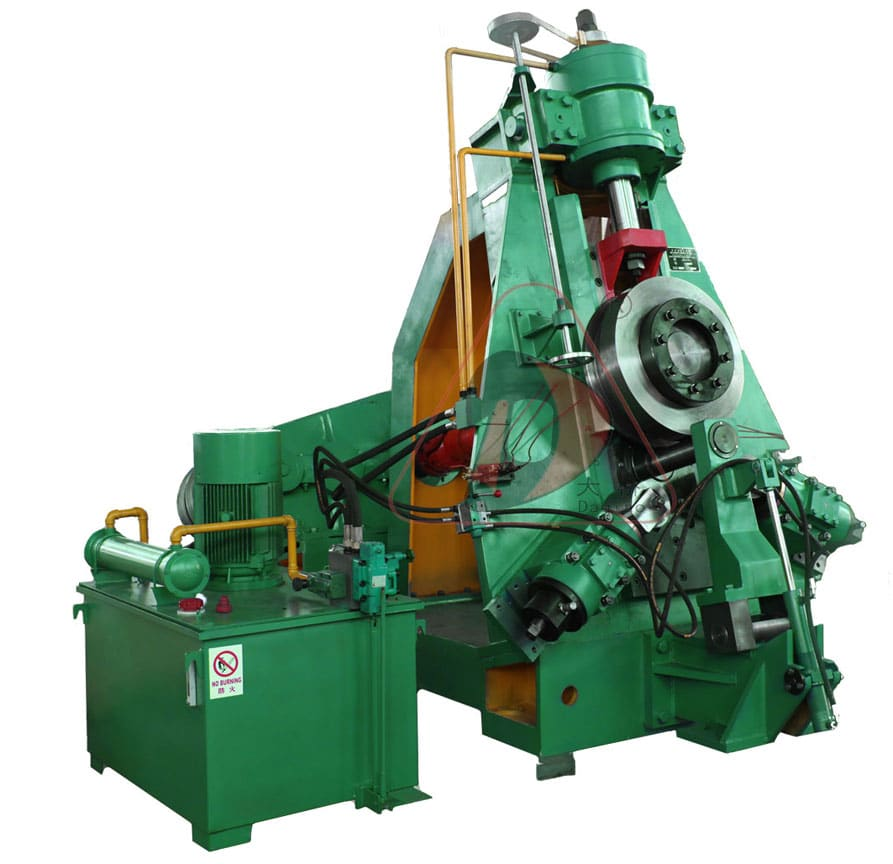 D51-500E ring rolling machine video