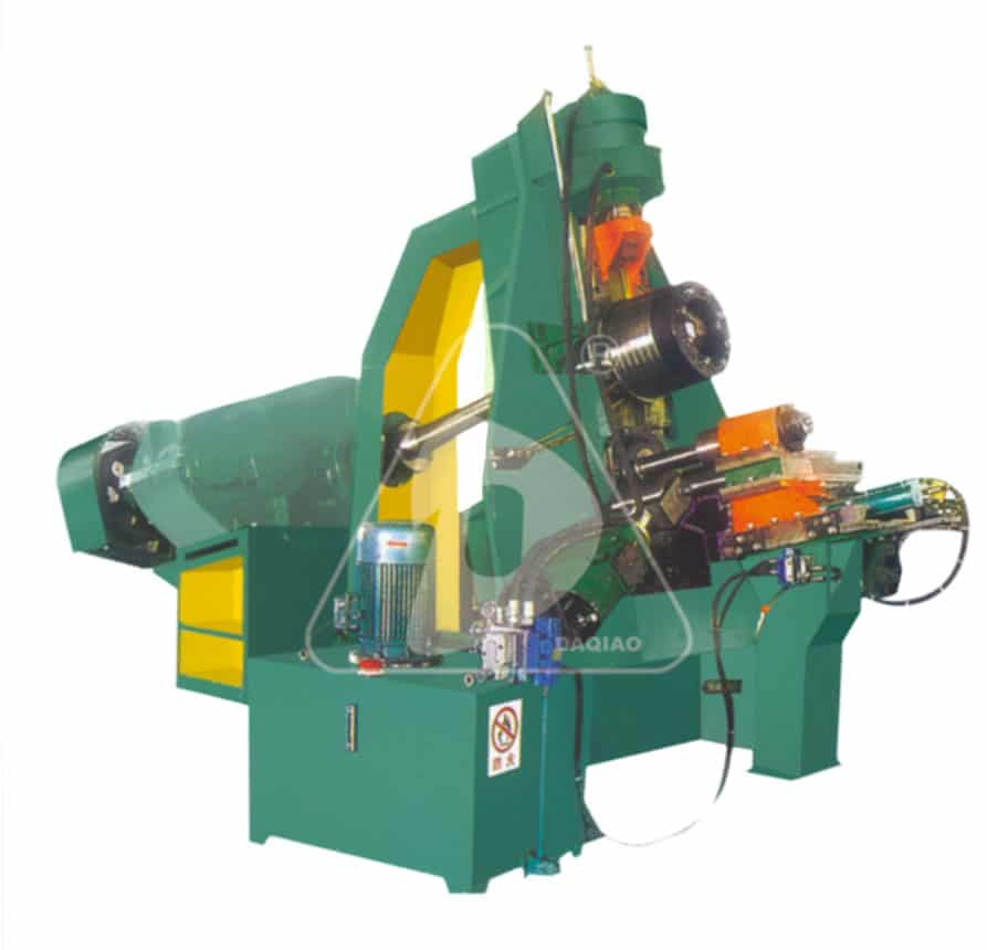 D51-1000E ring rolling machine video