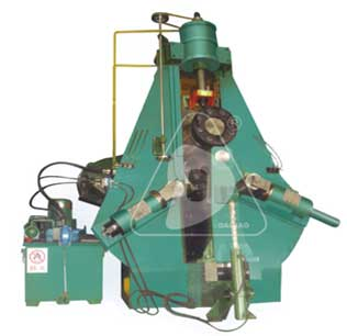 D51Y-1000F Ring rolling machine