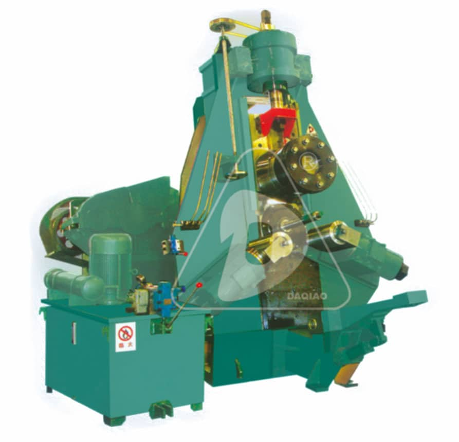 D51-800E ring rolling machine video