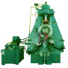 D51Y-400E Ring rolling machine