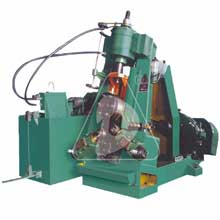 D51Y-160D Ring rolling machine