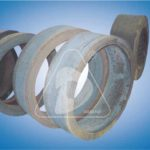 forged gear blank by ring rolling machine