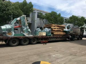 ring rolling machine to russia