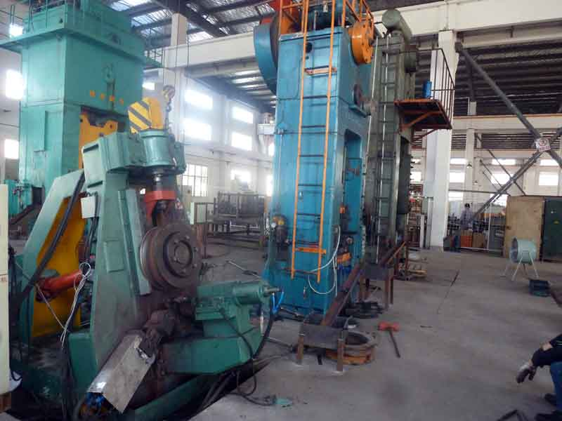 Useage for ring rolling machine