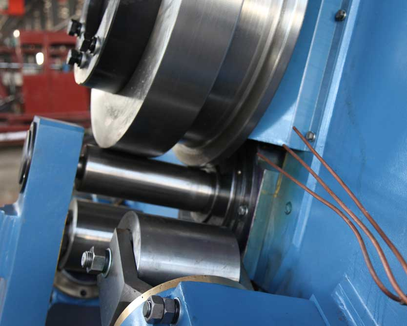 Working principle of ring rolling machine